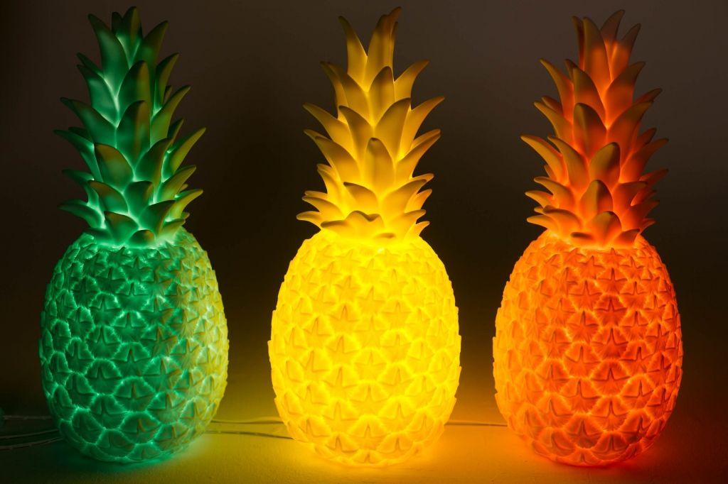 Lamp Ananas   Klevering