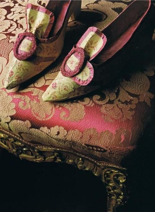 ♥⊱French shoes⊰♥
