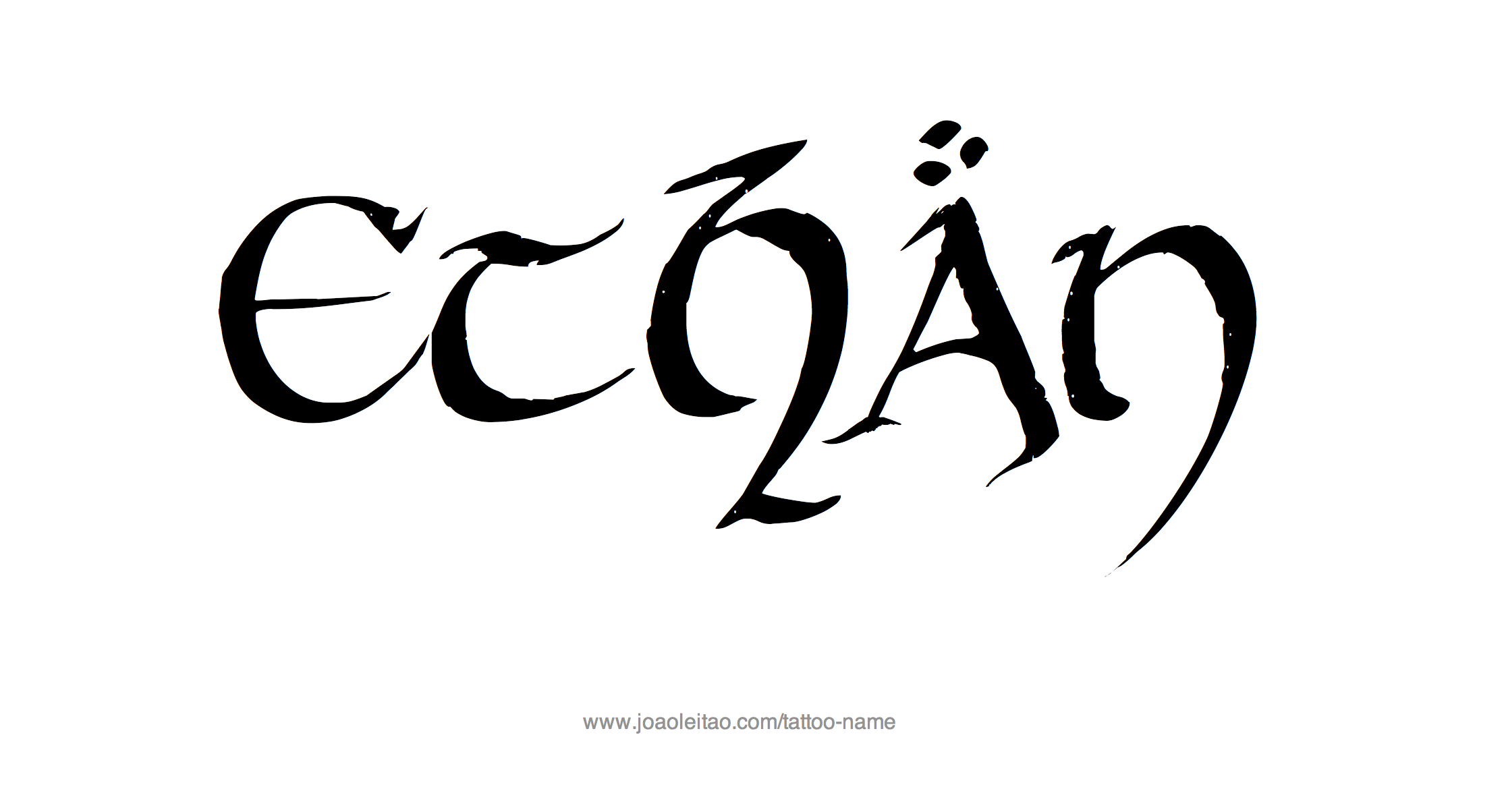 Ethan Name Tattoo Designs Name Tattoos Tattoo Designs Name