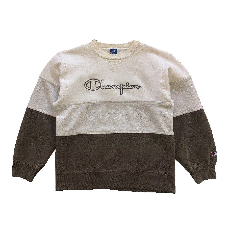 Vintage 90s Champion Sweatshirt Champion Crewneck Streetwear Etsy Champion Sweatshirt Champion Crewneck Crewneck Streetwear [ 1365 x 1365 Pixel ]