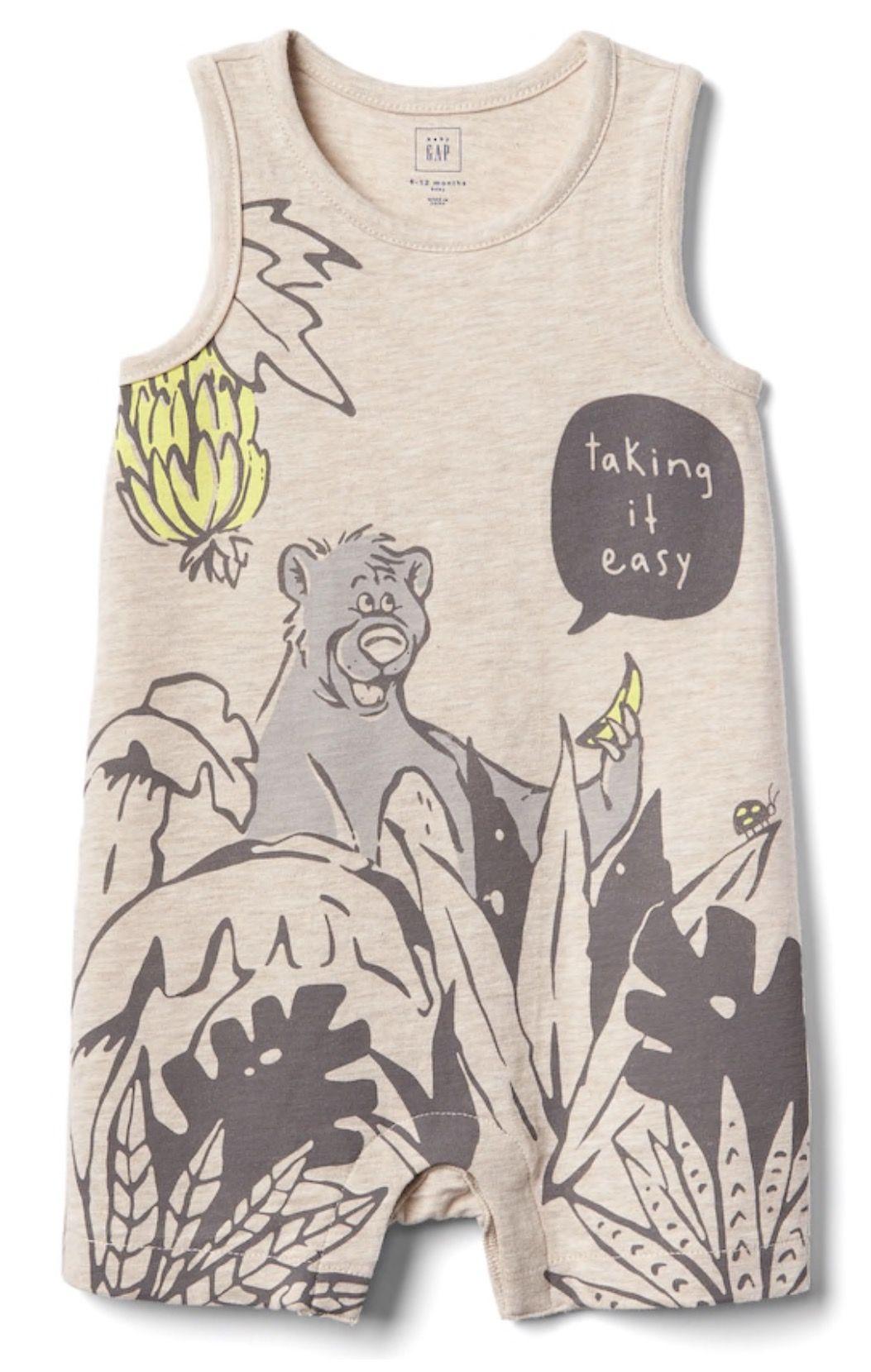 Baby Gap Jungle Book Jameson Needs Pinterest Disney Baby