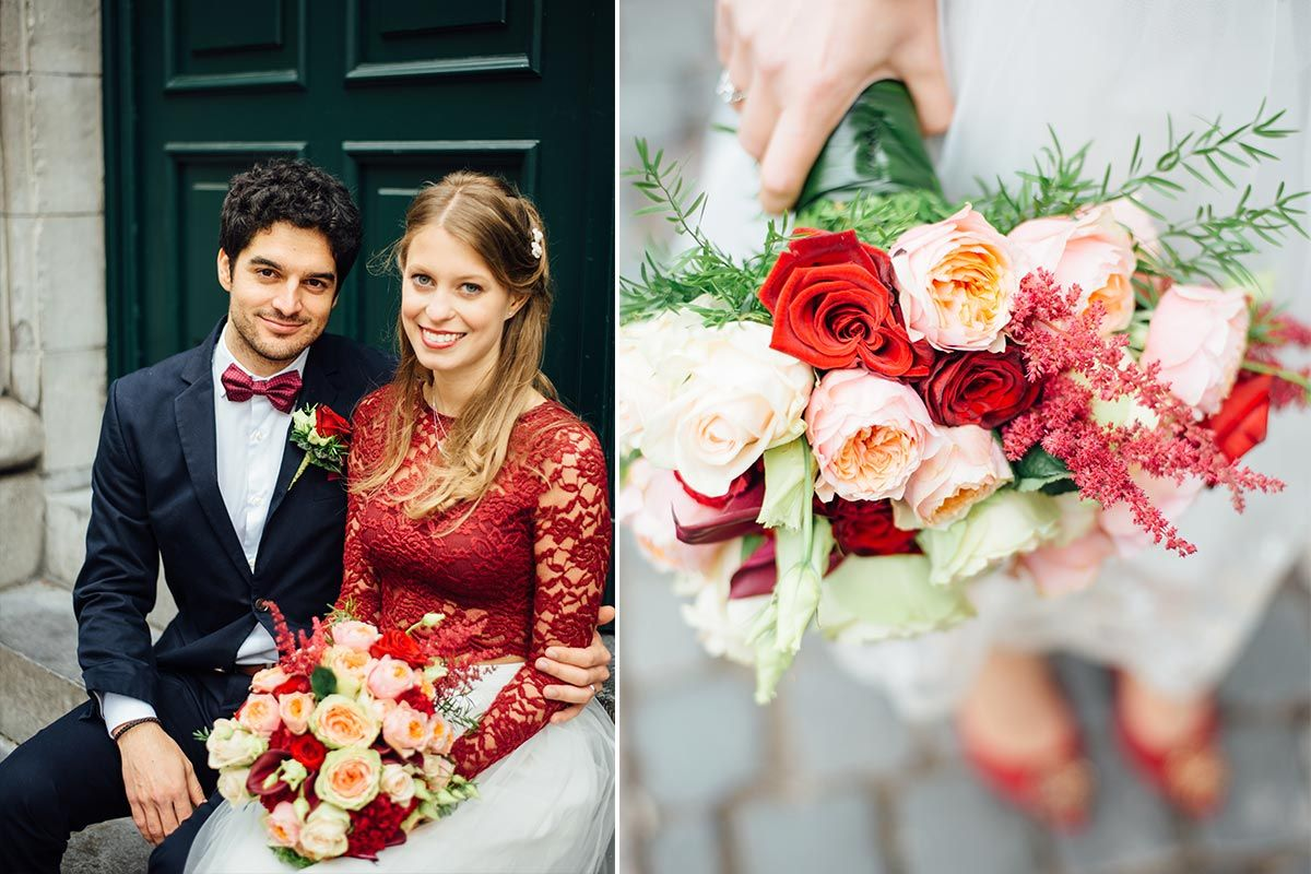 Hochzeitsbilder Aachen Barbarella Cafe Hochzeit Photography