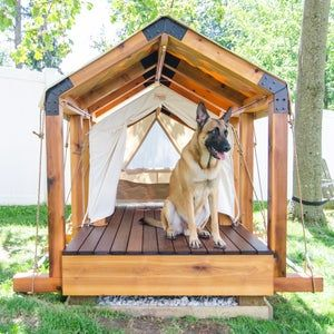 DIY Plans Dog Kennel House Double Outdoor PDF