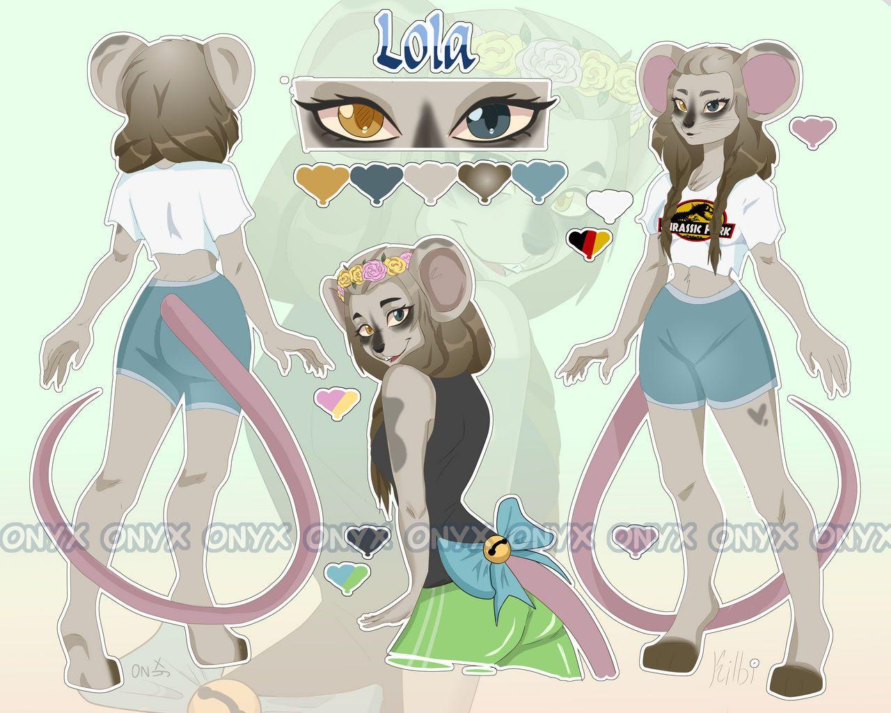44++ Mousegirl info