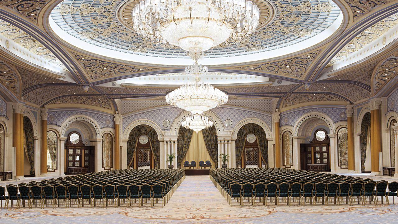 - The Ritz-Carlton Ballroom A