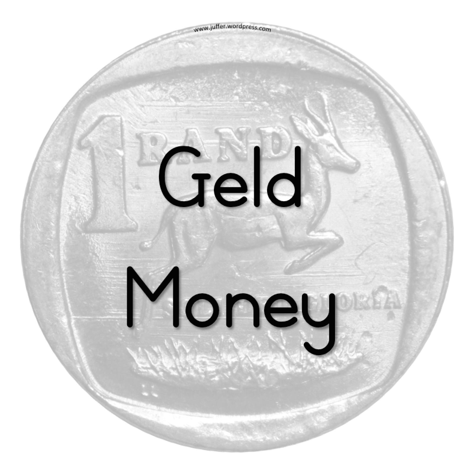 Geld Money