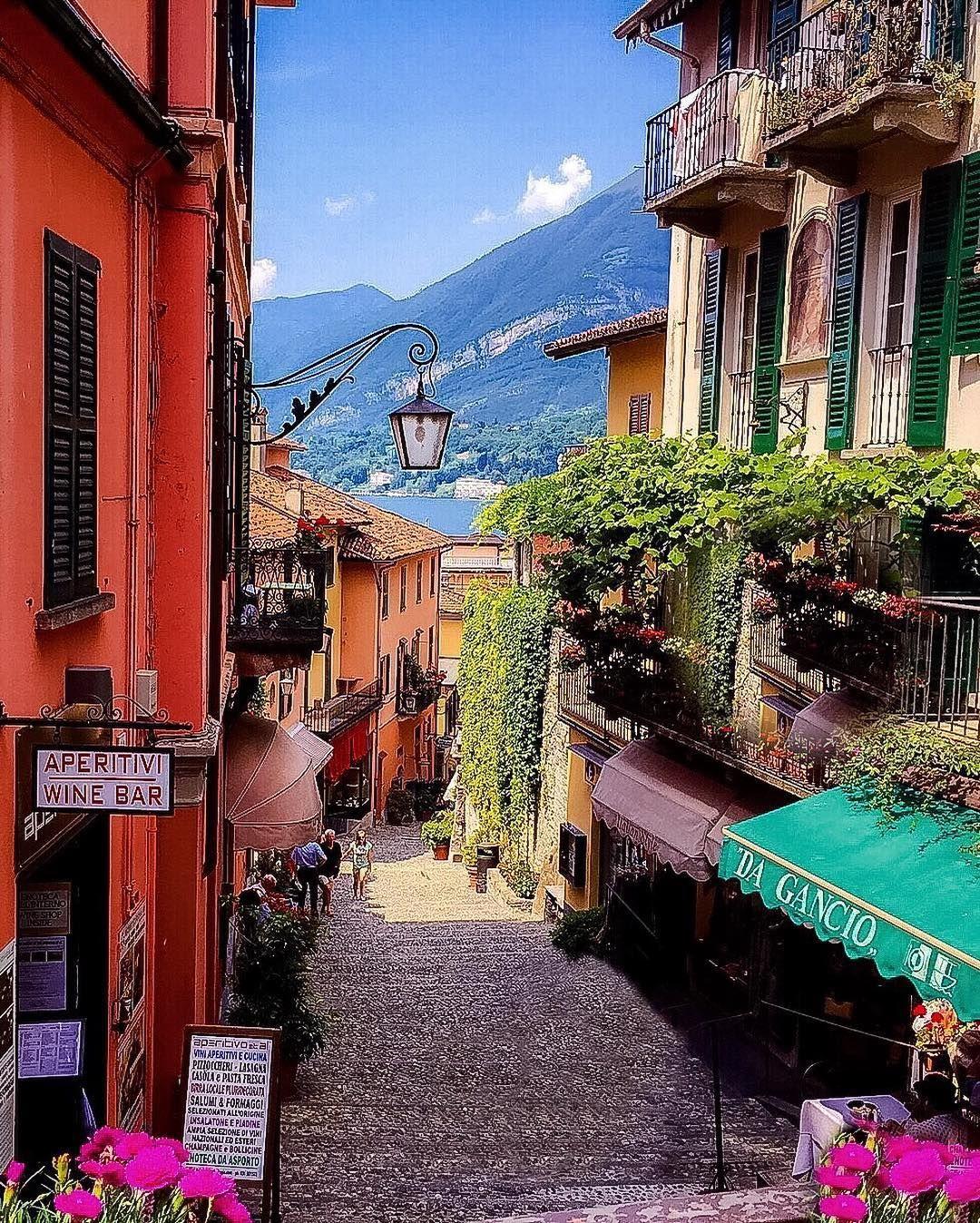 """Bellagio - Italy  #SennaRelax"""