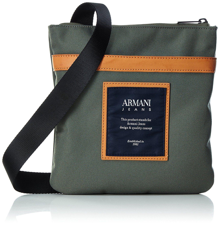 Armani Jeans Men s 9321197p914 Cross-body Bag  24d94c474d60c