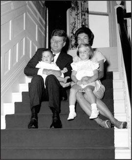 John Kennedy family
