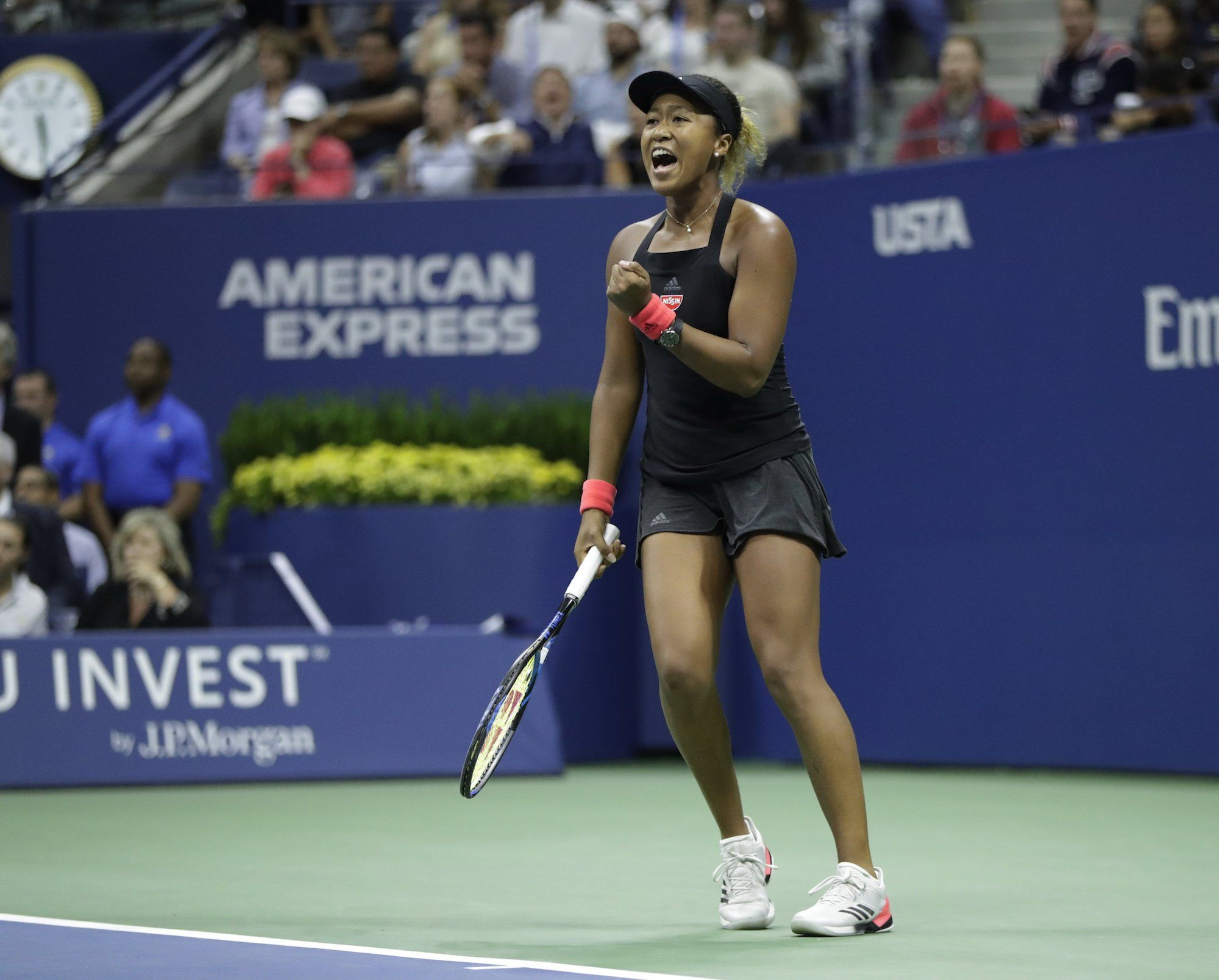 Naomi Osaka is reportedly set to sign Adidas' biggest ever