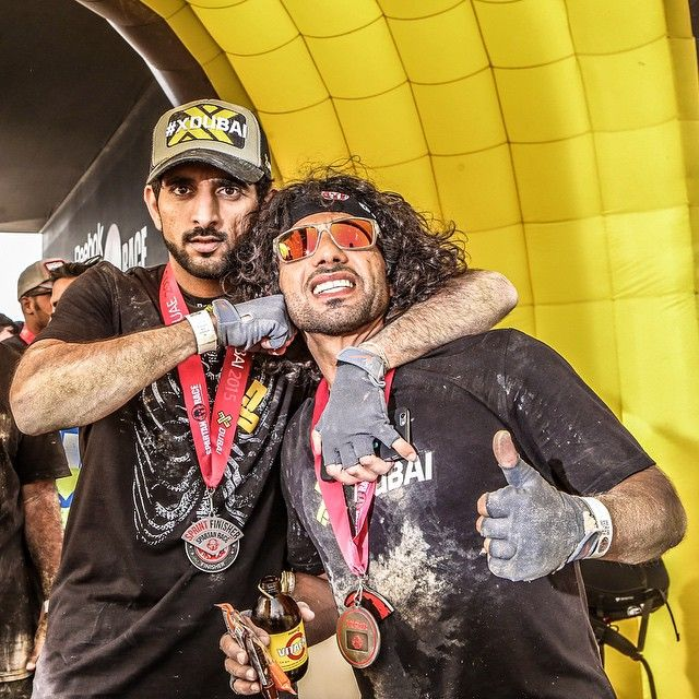 Instagram Photo By K Bin3lyan Via Iconosquare Handsome Prince Spartan Race Dubai