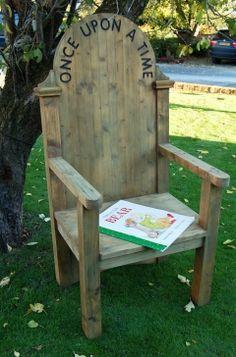 Terrific Beautiful Outdoor Reading Chair Outdoor Learning Spaces Inzonedesignstudio Interior Chair Design Inzonedesignstudiocom