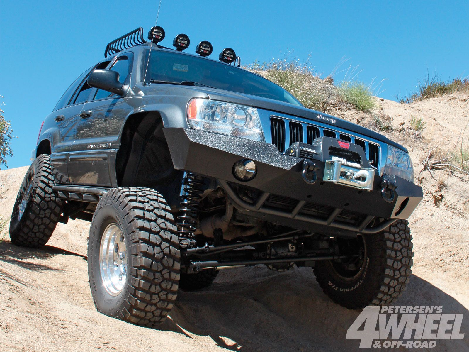 2004 Jeep Grand Cherokee Inspiration Jeep Grand Cherokee Jeep