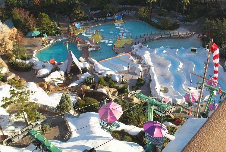 Ski Patrol Training Camp at Blizzard Beach