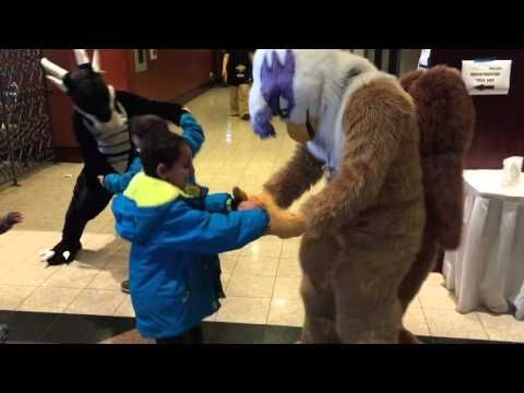 Syrian Refugees and Furries in Vancouver
