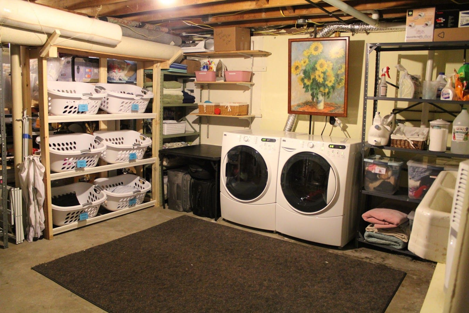 Basement Laundry Room Makeover Ideas Decor 21 best basement laundry room design ideas for you | basement
