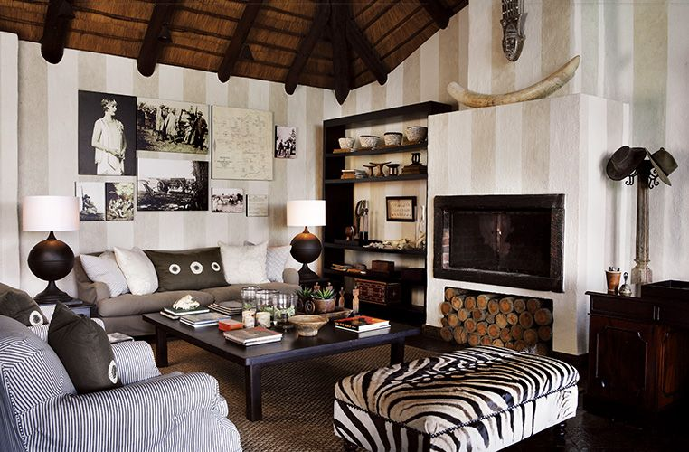 African Style Home Interior Inspiration Design