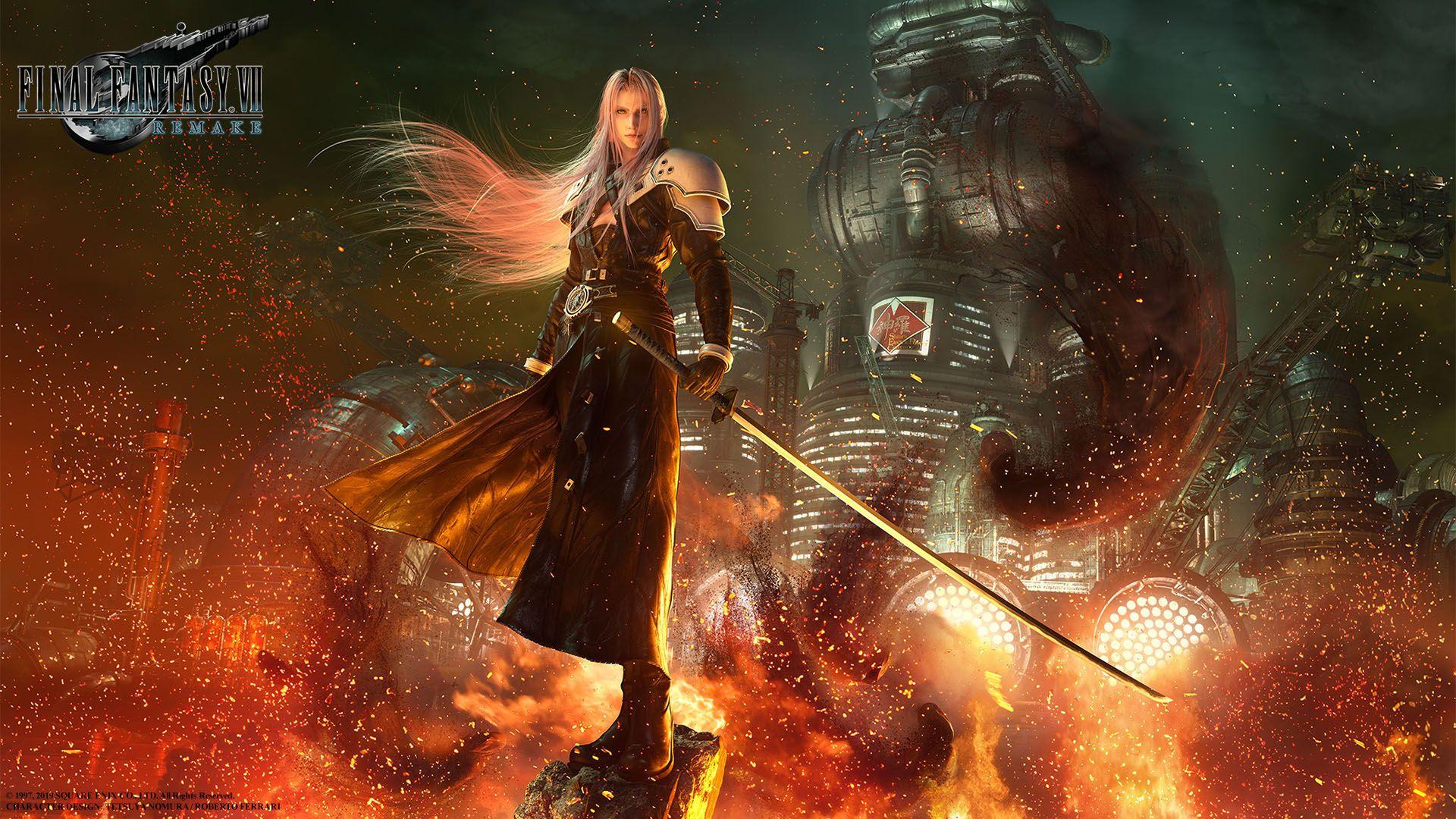 Final Fantasy Vii Neuauflage