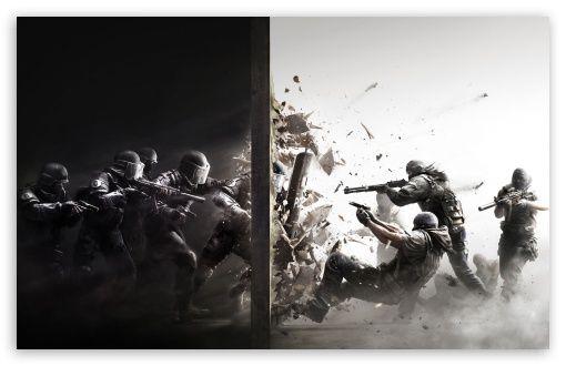 Download Tom Clancys Rainbow Six Siege Hd Wallpaper Mit Bildern