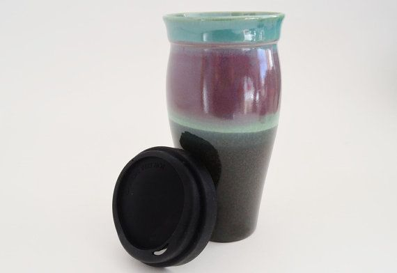 Hey, I found this really awesome Etsy listing at https://www.etsy.com/listing/216637118/travel-mug-with-silicone-lid-and-sleeve