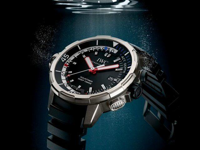 A la conquête des mers avec l'Aquatimer d' #IWC http://www.brandarex.fr/article/mode-bien-etre/1743-a-la-conquete-des-mers-avec-lraquatimer-driwc