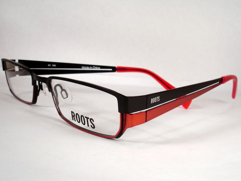 Roots 562 Black Eyeglasses Frames http://stores.ebay.com/Victoria ...