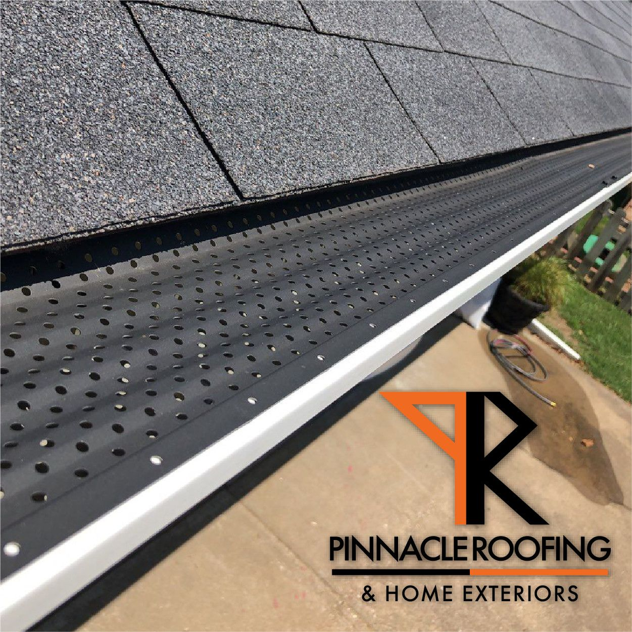 How Are Your Rain Gutters Holding Up Gutters Are Vital To Keeping Your Home Safe From Rainwater Give Pinnacle Roofing How To Install Gutters Gutters Roofing