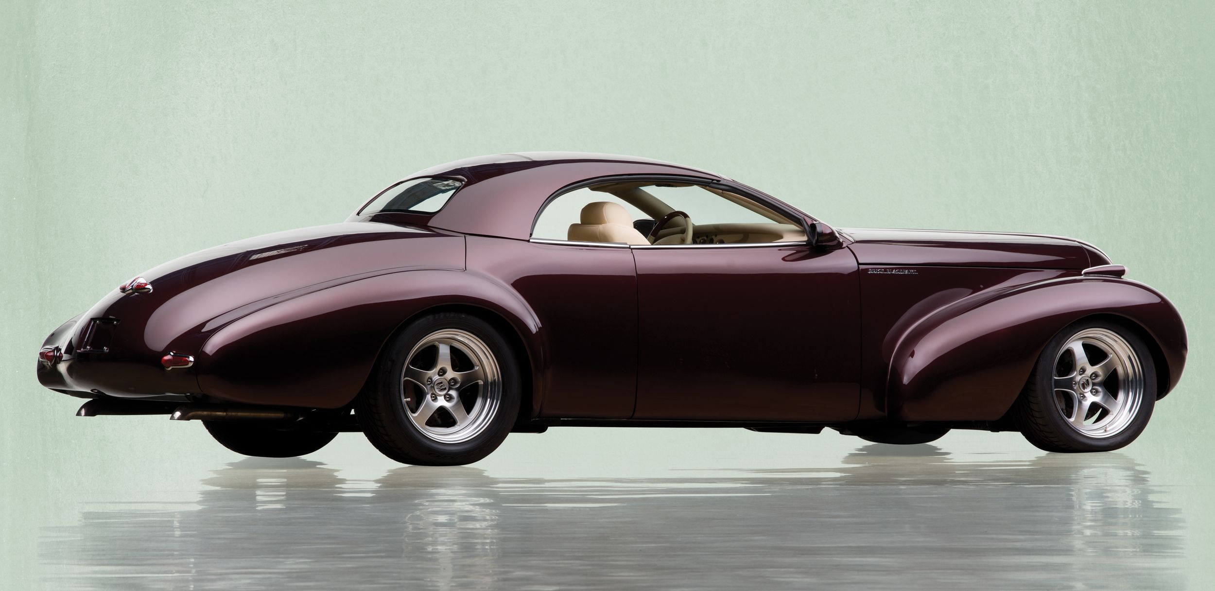 One-off Buick Blackhawk show car could fetch up to $450,000 at ...