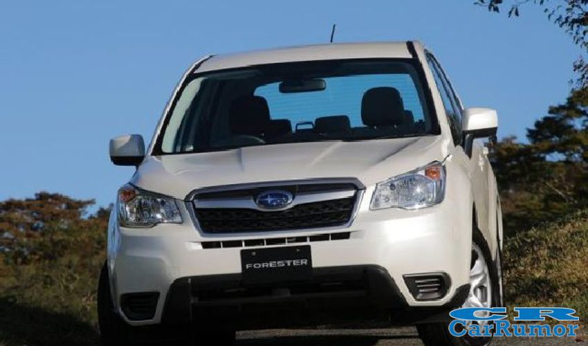 2019 Subaru Forester Redesign, Price, Specs and Release