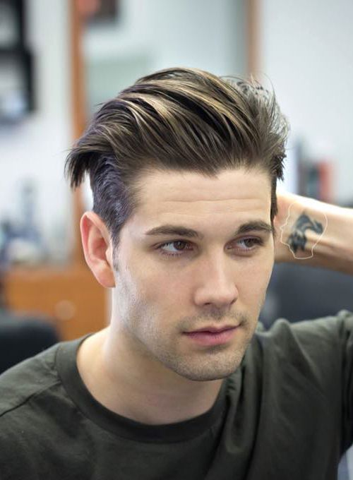 Mens Hair Color Ideas For Season 2017 Summer Long Textured Hair Mens Hair Colour Mens Hairstyles Short