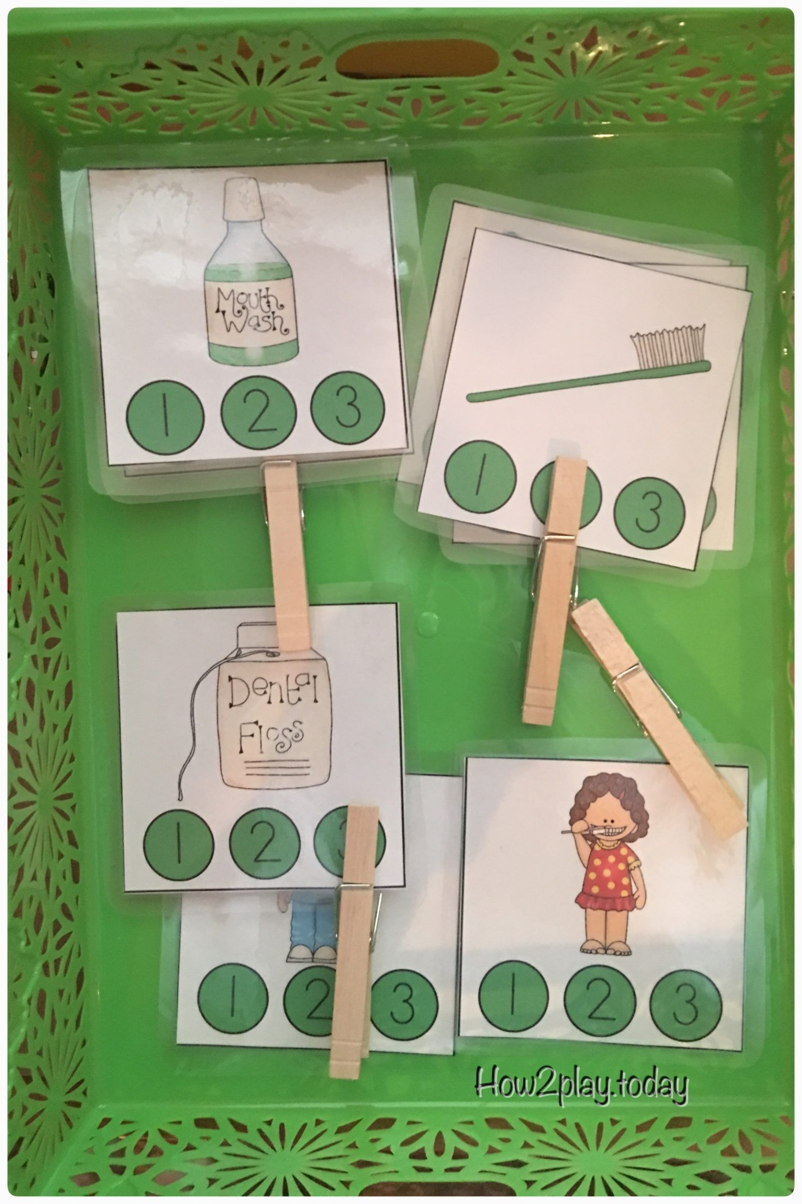 Dental Health Crafts Activities And Worksheets For