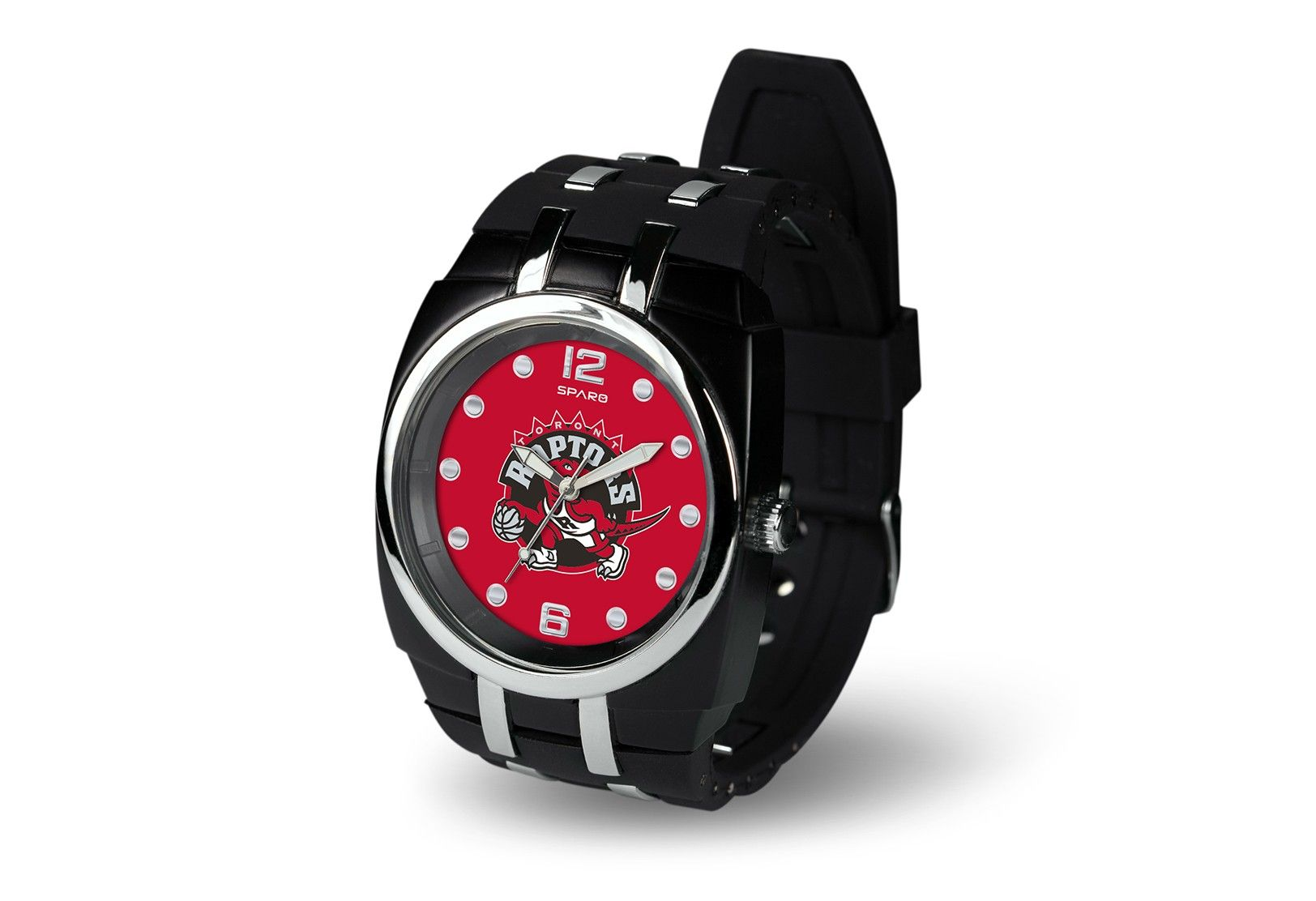 Toronto Raptors NBA Crusher Sports Wrist Watch Watches