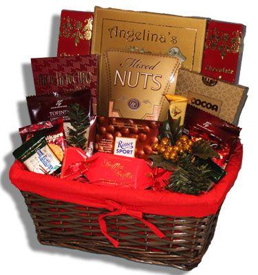 Treats Christmas Gift Baskets Canada Gift Baskets Canada Gift