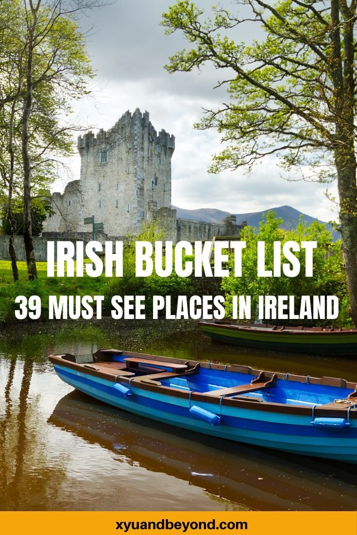 , An Irish bucket list, My Travels Blog 2020, My Travels Blog 2020