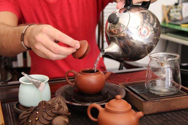 китайский чай напрямую из китая