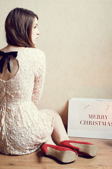Christmas Lace added by paperandlights
