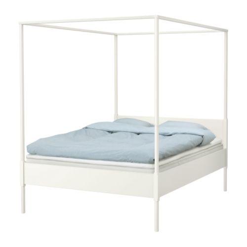 Mobler Inredning Och Inspiration Four Poster Bed Ikea Bed Four Poster Bed Frame