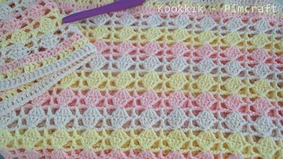 Lavori All Uncinetto Con Schemi.Pin Su Crochet