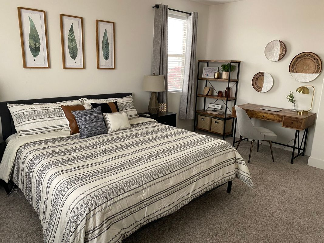 40 Best Bedroom Interior Design Ideas Havenly In 2021 Interior Design Bedroom Mid Century Modern Bedroom Design Interior Design