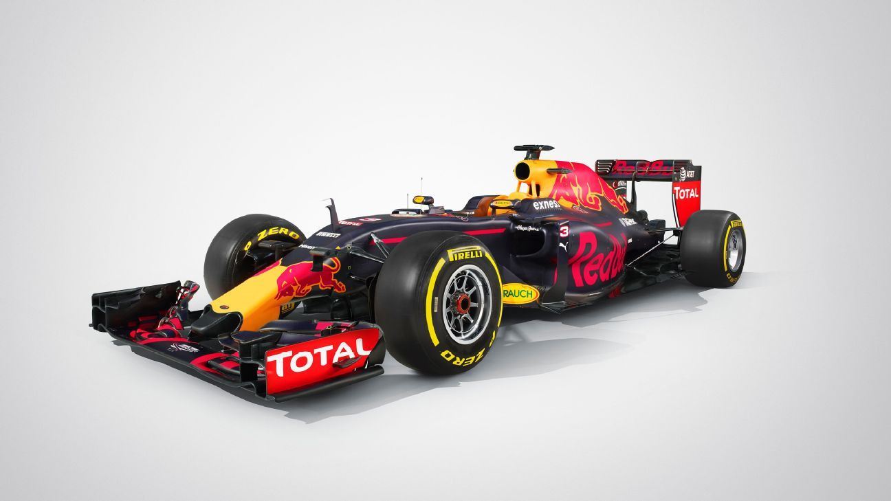 Red bull reveals new rb12