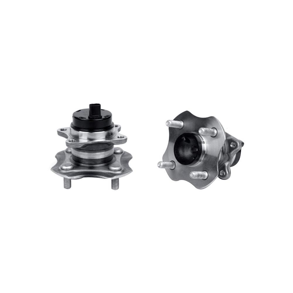 GSP Rear Axle Bearing and Hub Assembly fits 2000-2005 ...