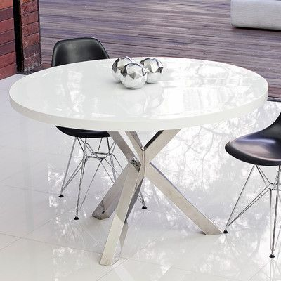 Pangea Home Collin Dining Table U0026 Reviews | AllModern **expected Delivery  ...