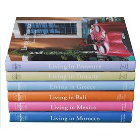 Colorful Book Series From Taschen Living In Provence Tuscany