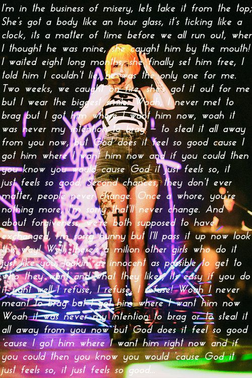 Paramore // Misery Business | All things Paramore ... Paramore Misery Business Lyrics