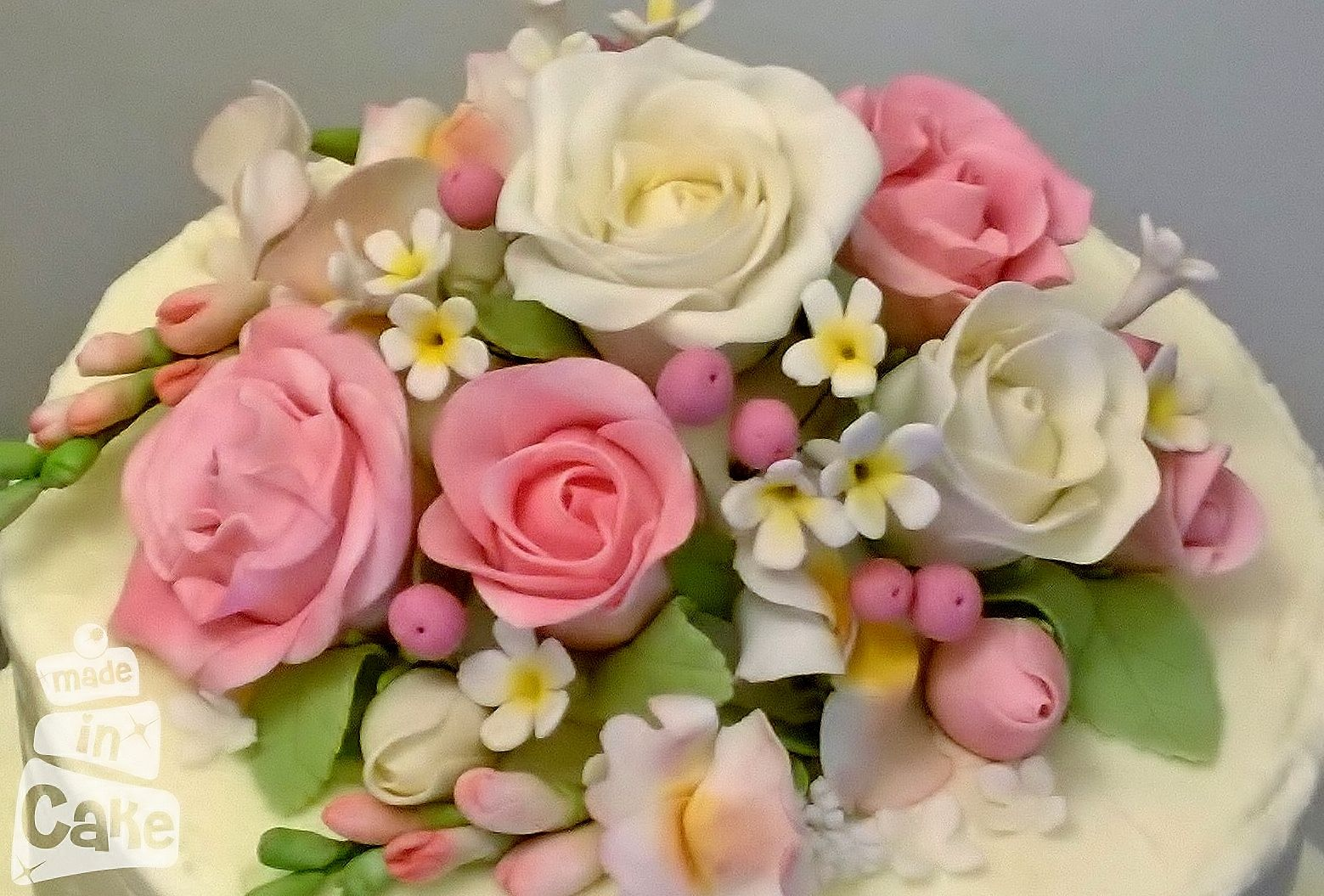 sugar flower wedding cake toppers sugar flower posy wedding cake topper wedding cakes by 20579