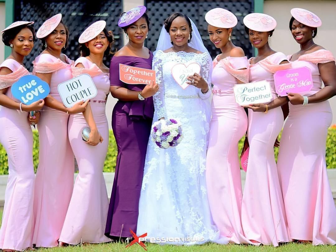 Nigerian Wedding Search Results For Bridesmaids In 2020 Perfect Bridesmaid Dress Bridesmaid Bridesmaid Inspiration