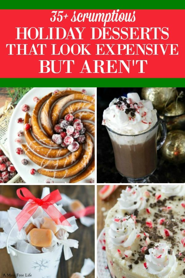 Christmas Desserts Pinterest.100 Days Of Debt Free Diy Holiday Ideas The Best Of A Debt
