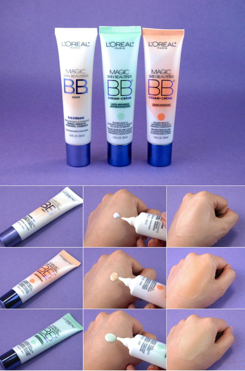 "L'Oreal Magic Skin Beautifier BB Cream in ""Light"", ""Anti ..."