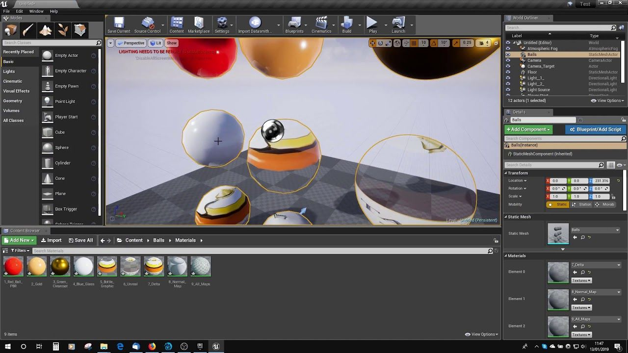 LightWave™ Bridge to Unreal Engine Materials YouTube
