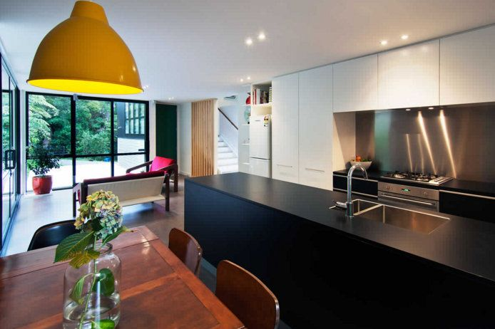 www.boxliving.co.nz - kitchen/dining/living space